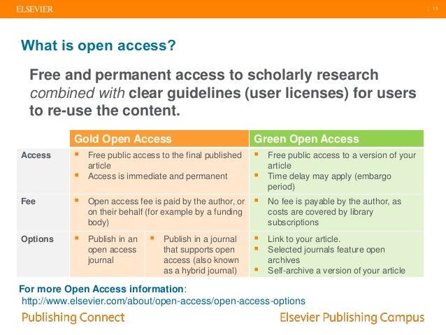 Elsevier Author Workshop Cnudst Tunisia