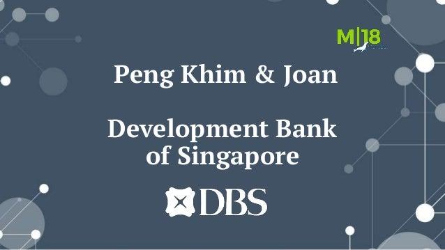 Peng Khim & Joan Development Bank of Singapore