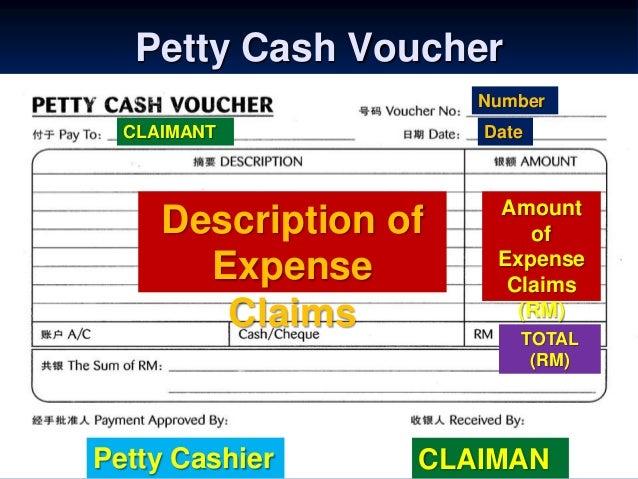 Petty Cash Voucher ...  Petty Cash Voucher Definition