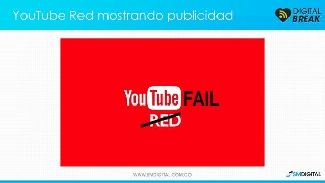 Usuarios de Youtube Red encontraron un fallo en la plataforma que, se supone, no debería mostrar anuncios. YouTube Red mos...