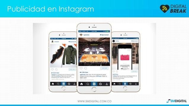 Instagram revela los números de inversión publicitaria en su plataforma. Publicidad en Instagram