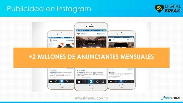 Publicidad en Instagram +2 MILLONES DE ANUNCIANTES MENSUALES