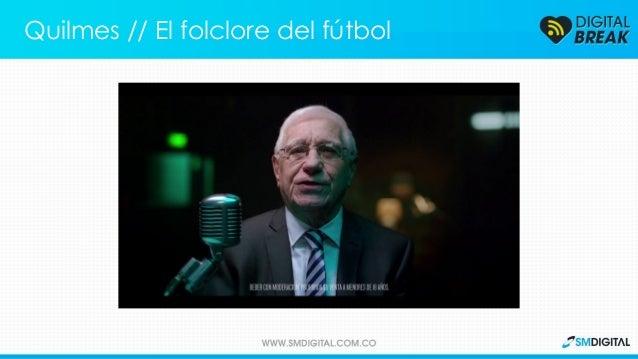 Al mejor estilo del folclore argentino, la cerveza Quilmes presenta su nueva campaña para el público futbolero. Quilmes //...