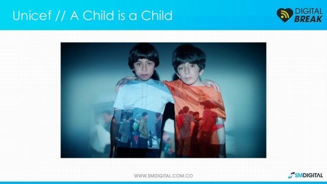 Frente al problema de los refugiados, Unicef nos recuerda que los niños son niños. Unicef // A Child is a Child
