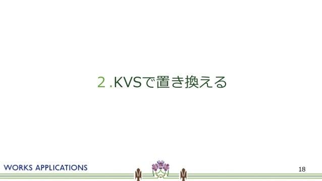 18 2.KVSで置き換える