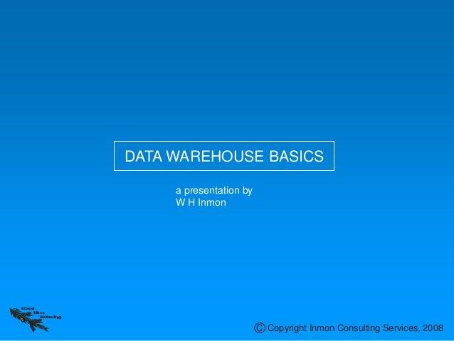 bill inmon data warehouse pdf