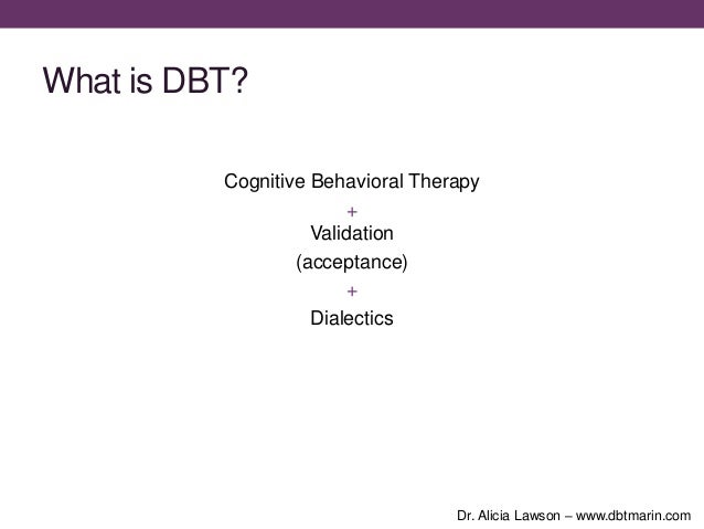 dbt for substance abuse pdf