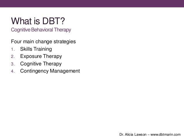 Dbt substance abuse presentation