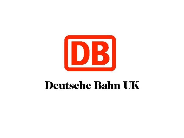 Deutsche Bahn UK