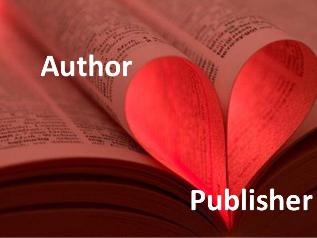 @JoePulizzi • I am an author and a publisherAuthor Publisher