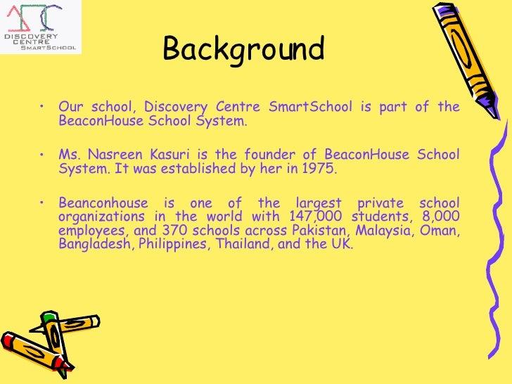 Discovery Centre SmartSchool, Karachi Pakistan Slide 2