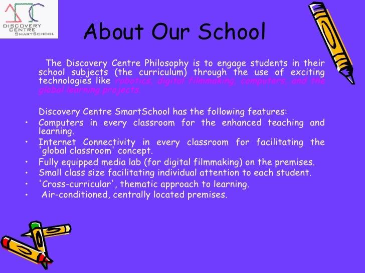 Discovery Centre SmartSchool, Karachi Pakistan Slide 3