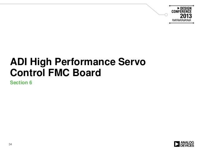 Efficient Motor Control Solutions: High Performance Servo