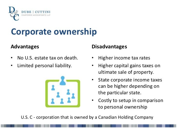 Corporate Capital Gains Tax Property Investing