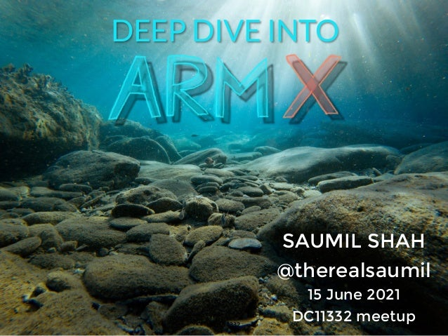 (c) SAUMIL SHAH @DC11332 DEEP DIVE INTO SAUMIL SHAH @therealsaumil 15 June 2021 DC11332 meetup