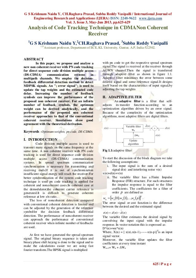 G S Krishnam Naidu Y, CH.Raghava Prasad, Subba Reddy Vasipalli / International Journal ofEngineering Research and Applicat...