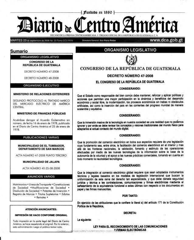 ljfulĩĩlabn Bn 1880 }  EB Ỉatiũ DB Qtentrn Ễtméríca  DECANO DE LA PRENSA CENTROAMERICANA I ORGANO OFICIAL DE LA REPÚBLICA ...