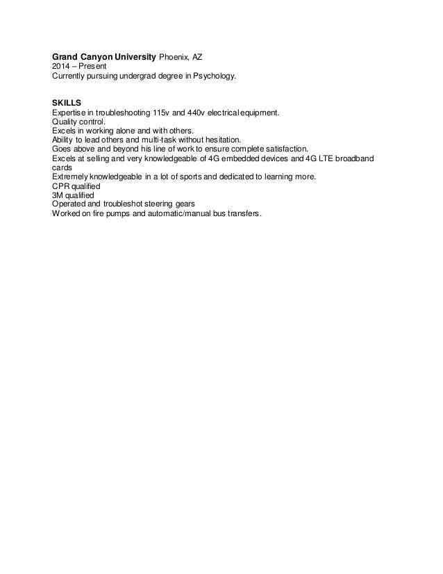 jeremy mcbeth new resume