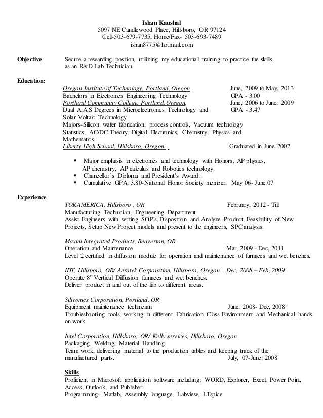 Ishan Kaushal resume