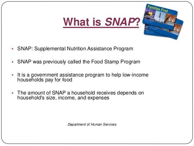 Balanced Diet on a SNAP Budget