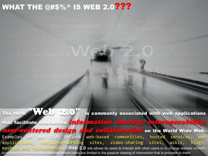 Digital Communication - Social Media and Web 2.0 Slide 2