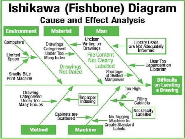 Ishikawa's Fish Bone