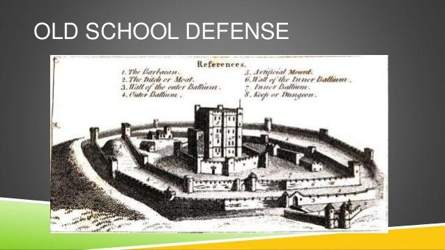 Dc970 Presents Defense In Depth
