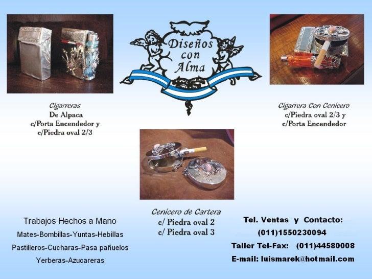 Diseños con Alma | Argentina