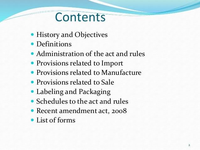 D & c act Slide 2
