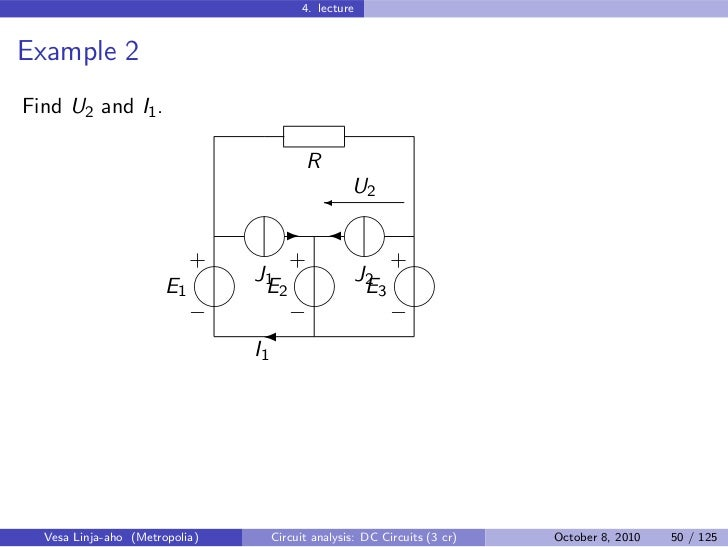 figure 11 a seriesparallel dc circuit to be analyzed 1 wiringcircuit analysis \\u2013 dc circuitsfigure 11 a seriesparallel dc circuit to be analyzed 4