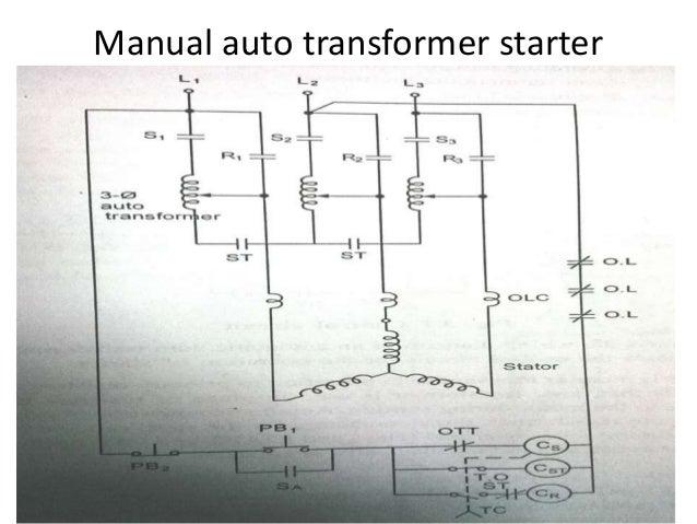 dc and ac motor starter Autotransformer Motor Starter Wiring Diagram automatic auto transformer starter; 18 autotransformer motor starter wiring diagram