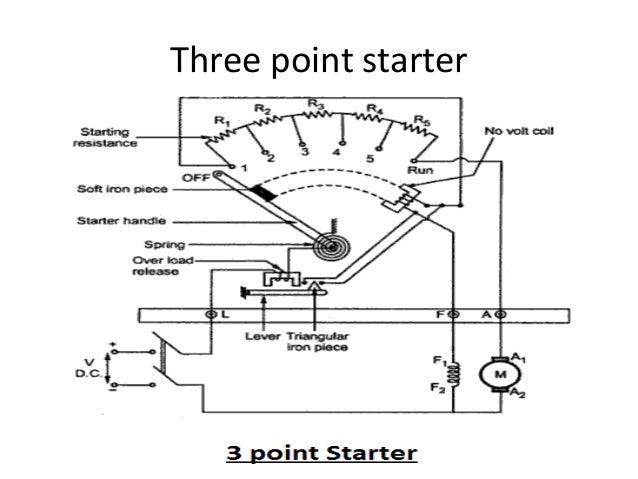 Motor Starter Diagram