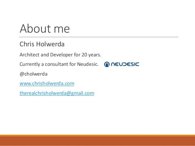 DCC17 - Identity Server 4 Slide 2
