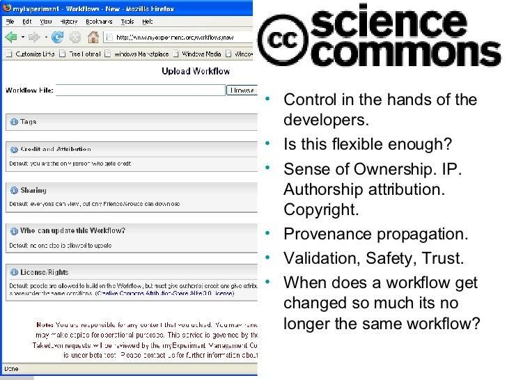 <ul><li>Control in the hands of the developers.  </li></ul><ul><li>Is this flexible enough?  </li></ul><ul><li>Sense of Ow...