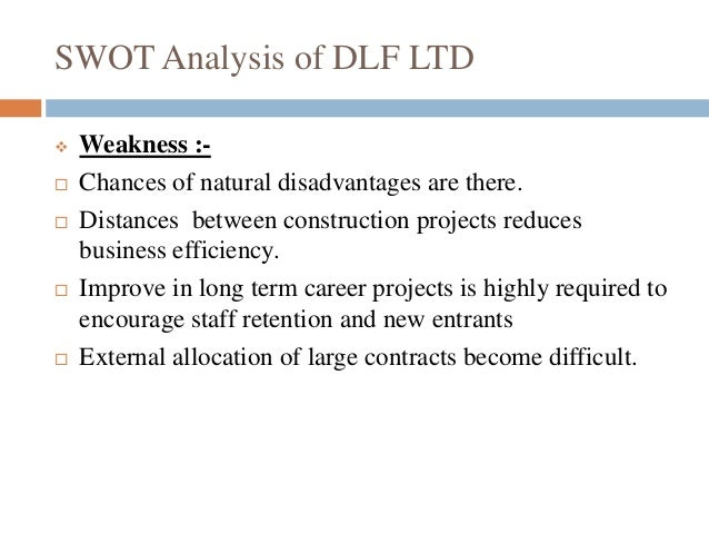 dlf swot analysis 14 hours ago  the most prominent players of the market are allied seed, forage genetics, dow  agrosciences, s&w, pgg wrightson, grassland oregon, dlf.