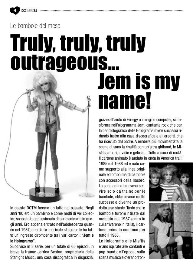 Doll news novembre