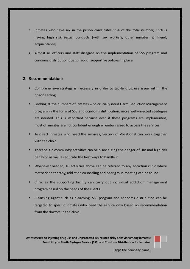 Assessment Prison Report RC english version (1)