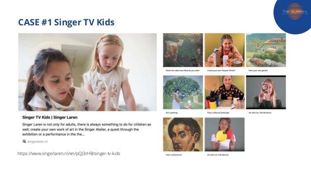 CASE #1 Singer TV Kids https://www.singerlaren.nl/en/pQJ3rHB/singer-tv-kids