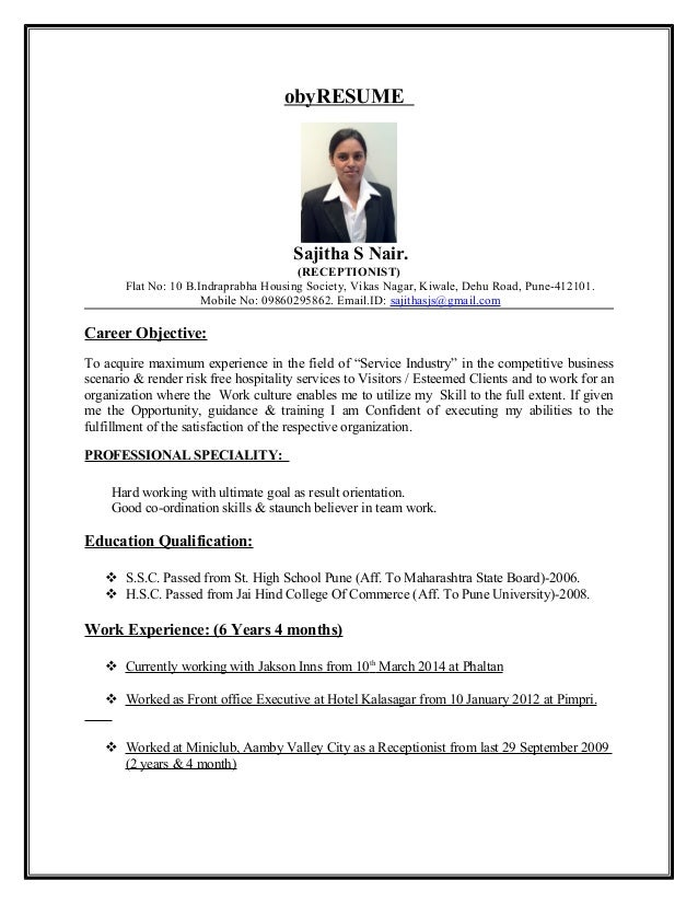 resume 143