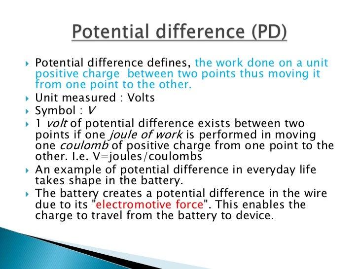 Dc Electrical Current Power Point Prentation V20
