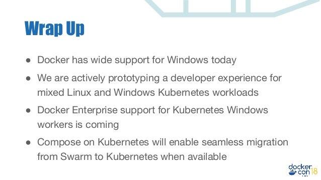 install kubernetes on windows 2019