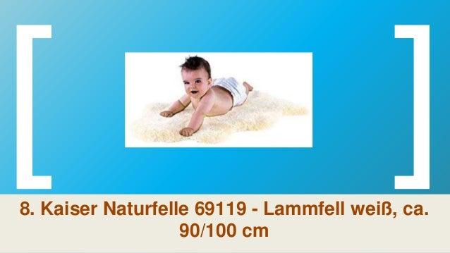 90-100 cm Babylammfell schadstoffrei Baby Lammfell medizinisch gegerbt ca