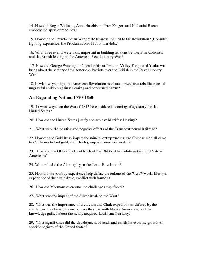 american revolution essay conclusion