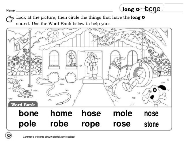long o silent e worksheets laveyla – Silent E Worksheets