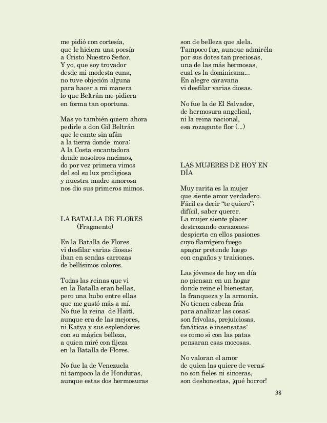 Décimas Del Poeta Saloero