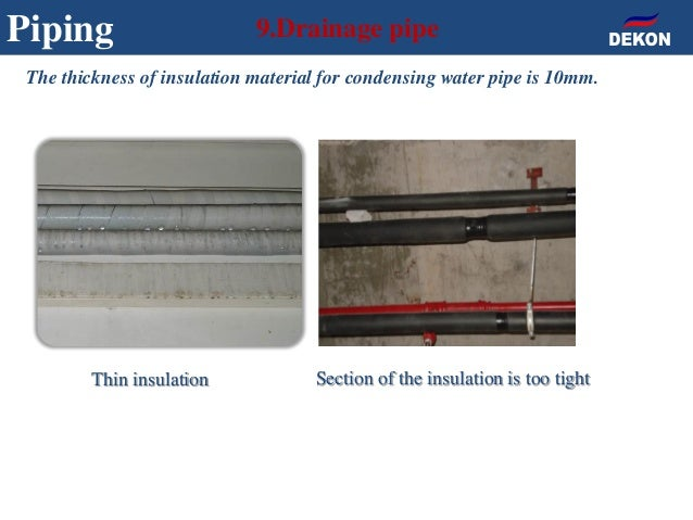 Piping 9.  sc 1 st  SlideShare & Dc inverter vrf installation instructions and Tips