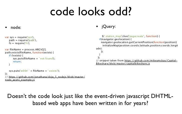 Dcjq node js presentation