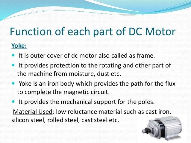 Dc motor for 412 motors friendship tn