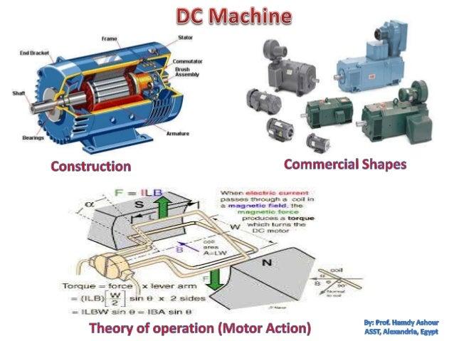 Dc Motor Applications