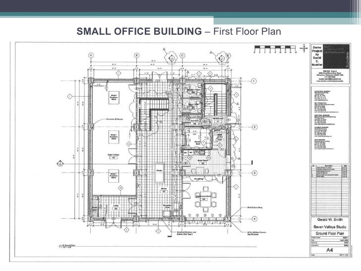Dcm portfolio office building construction for Small office floor plan
